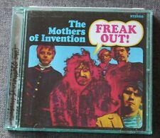 Frank Zappa, freak out, CD