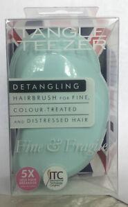 TANGLE TEEZER Detangling Hairbrush for  FINE & FRAGILE HAIR  - NEW IN PACKAGE!