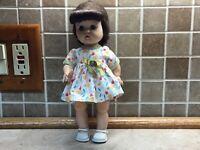"Fairyland Doll Circa 1950's Walker,eyes Open,close 10 1/2"" U.S A"