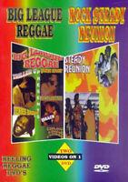 Big League Reggae/ Rock Steady Reunion (DVD, 2000)Rare edition SEALED