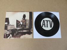 "ALTERNATIVE TV How Much Longer / You Bastard 7"" RARE 1977 DEBUT UK ORIGINAL ATV"