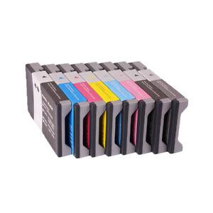 8 Ink Cartridge For Epson Stylus Pro 7800 9800 7800C 9800C