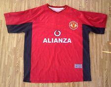 Manchester United 'Alianza' #19 Soccer Jersey ~ Men's XL ~ La Imperial