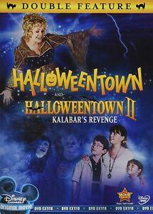 Halloweentown / halloweentown II: Kalabar's Revenge DVD Dual Pack [Region 1] NEW