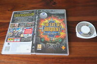 THE EYE OF JUDGMENT  LEGENDS       -----   pour PSP  // PN