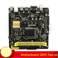 FOR ASUS B85M-VIEW PAKER Desktop MOTHERBOARD LGA1150 Intel DDR3 Mini-ITX TESTED