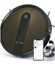 Coredy R750 Robot Vacuum Cleaner, 3-in-1 Vacuuming Sweeping and Mopping, Wi-Fi,