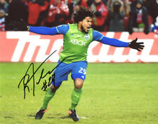 Rom'An Torres Signed 8X10 Photo Seattle Sounders Fc Soccer Mls Cup Champions!