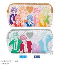 Love&Music HIjirikawa Masato Ichinose Tokiya Japan Anime Pen Cosmetics bag 2pc
