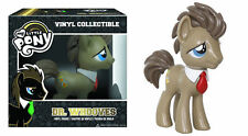 MY LITTLE PONY DR WHOOVES VINYL FIGURE FUNKO BRAND NEW GREAT GIFT DOCTOR WHO