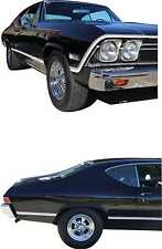 1968 Chevelle SS Complete Stripe Kit....3M