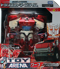 Transformers Prime AM-17 Swerve Takara Action Figure Takara Tomy