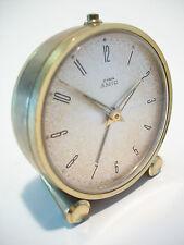 CYMA WATCH COMPANY - Vintage Alarm Clock - 11 Jewels - Swiss Made - Circa 1950's