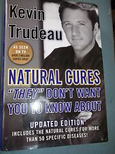 Natural Cures by Kevin Trudeau-Updated Edition