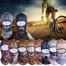 Motorcycle Balaclava Neck Winter Ski Bike Cycling Full Face Mask Cap Hat Cover