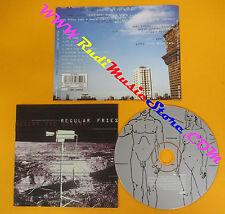 CD REGULAR FRIES Accept The Signal 1999 Uk JUNIOR BOY'S  no lp mc dvd vhs (CS5)