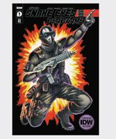 Snake Eyes: Dead Game #1 2020 Comic-Con@Home Variant SDCC 2020 LE 500