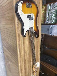 jay Turser 4 string bass guitar *175546