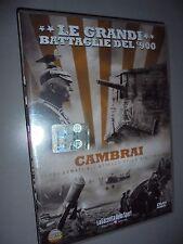 DVD N° 17 LE GRANDI BATTAGLIE DEL 900 CAMBRAI ATTACCO DELLA HINDEMBURG