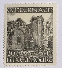 Travelstamps: 1947 Luxembourg Stamps Scott # B137, Mint Og Hinged