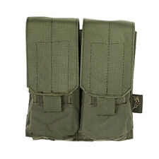 FLYYE TACTIQUE UNIQUE M4//M16 MAG AMMO MOLLE POUCH AIRSOFT CHASSE COYOTE BRUN