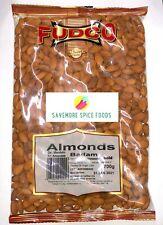 ALMONDS - BADAM - WHOLE ALMONDS - FUDCO - 700g