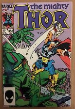 Thor #358 (1985) VF/NM Condition