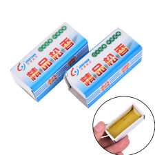 1Pc 15g Solid Rosin Welding Soldering Flux Paste High-purity Repair Durability~