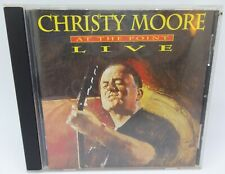 Christy Moore - Live at the Point (Live Recording, 1999) CD Album,Black,Casey
