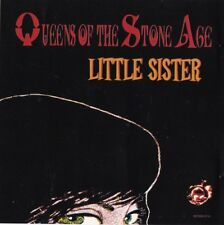 Queens of the Stone Age OOP US Promo CDS Little sister 2005 NM Kyuss Stoner Rock