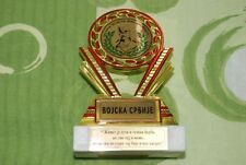 SERBIAN MILITARY BASE-KASARNA VOJVODA ŽIVOJIN MIŠIĆ-AWARD TO THE MERITORIOUS