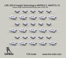 Live Resin 35010 1/35 Insight Technology's AN/PEQ-2, AN/PEQ-15