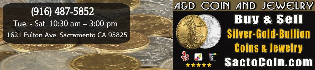 A&D Coin And Jewelry