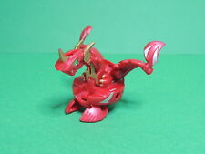 Bakugan Ultra Neo red Pyrus 650G Season 2 S2 New Vestroia Maxus Dragonoid set