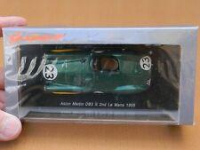 Spark S2420 Aston Martin DB3S 1955 2nd Le Mans 1:43 MIB Collins-Frere