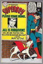 Superboy '68 146 VG D4