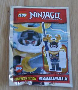 Lego® Ninjago™ Limited Edition Minifigur Samurai X Neu & OVP 2018