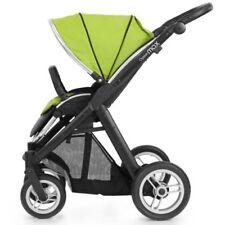 Poussette de promenade verts avec dossier réglable pour bébé