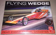 AMT Flying Wedge Dragster 1/25 scale drag race model car kit new 927