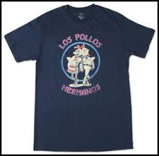 Breaking Bad - Los Pollos hermanos - XXL T-Shirt in navy (blaugrau) USA-Import