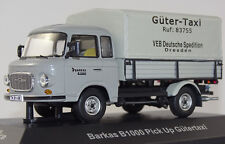Cars & Co CCC028 Barkas B1000 Pick Up Gütertaxi neu 1:43