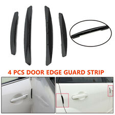 4X SUV Car Door Edge Scratch Anti-collision Protector Guard Strip Exterior Kits
