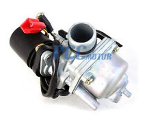 Carburetor for 2-Stroke Dinli 50cc to 110cc ATV with Electric choke M CA26