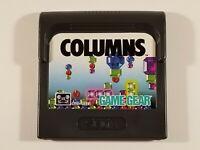 ¤ Columns ¤ (Game Cart) GREAT Sega Game Gear GameGear Authentic