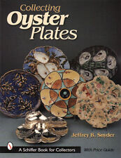 Collecting Oyster Plates  with 478 color photos