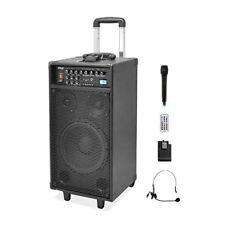 Sound Around Pyle Pro 800 Watt Outdoor Portable Wireless PA Loud speaker - 10