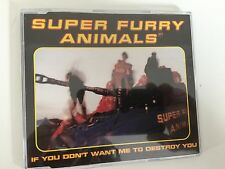 Super Furry Animals If You Don't Want Me To Destroy You CD Single  Creation