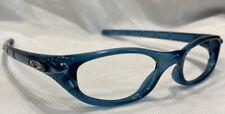 Genuine NOS Oakley Four Teal Sunglasses Frames