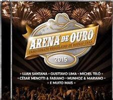 Luan Santana / Gusttavo Lima / Michel Telo / Pablo - Arena de Ouro 2015