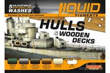 LifeColor LP04 Liquid Pigments Series Hulls & Wooden Decks